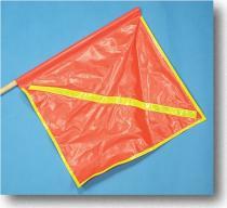Reflective Safety Flag