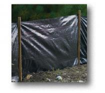 Silt Fence - Assembled