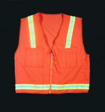 Orange Hi-Vis Survest