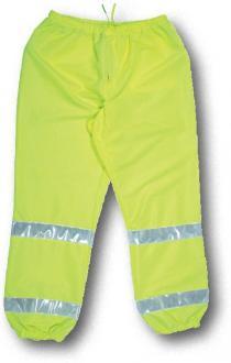 ANSI Class E Lime Pant 2Wht