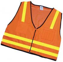 CL2 Surveyor Vest Mesh Back With Pockets