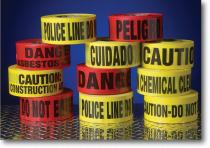 2Mil Barricade Tape