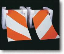 Reflective Barricade Tape