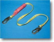 6Ft Shock Absorbing Lanyard
