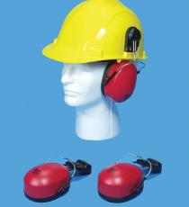 Hardhat Mounted Ear Muffs