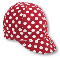 Kromer C32A Red/White Dot Style Cap