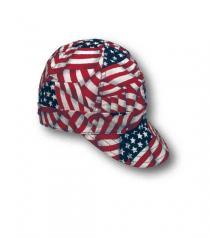 Kromer C336 USA Flag Style Cap