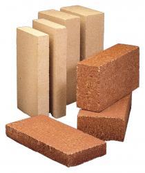 """Fire Brick 8 1/4""""  X  4""""  X 2 1/2"""""""