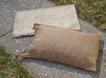 Self Inflating Jute Sand Bags