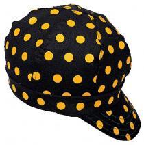 Kromer A32 Yellow/Black Style Cap